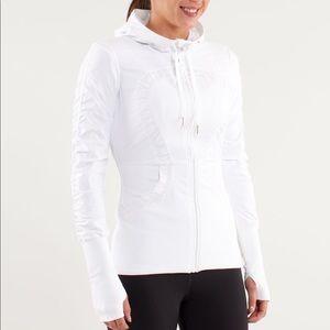 Lululemon Dance Studio Jacket White